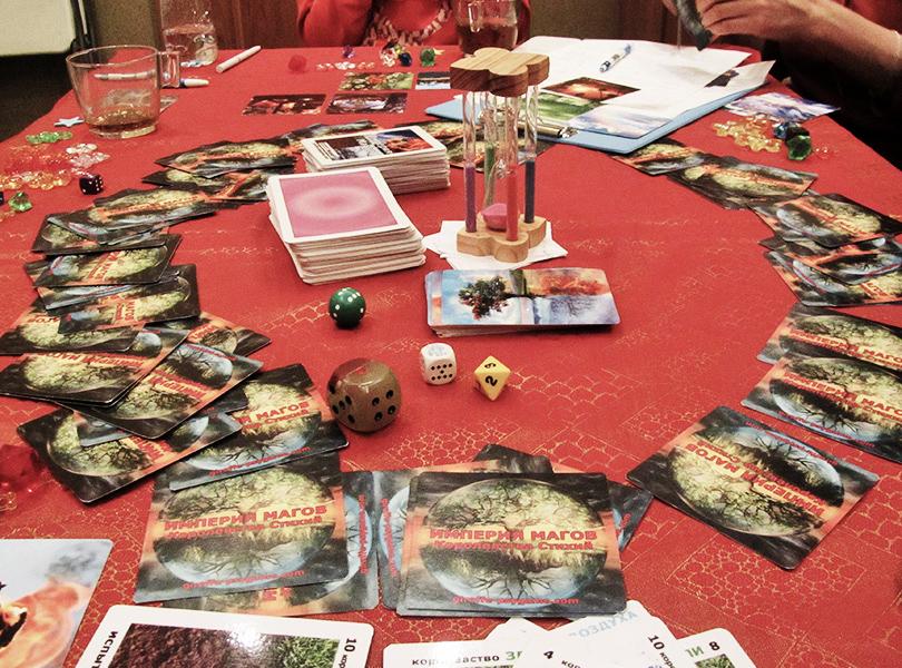 Трансформационная игра «Империя магов»