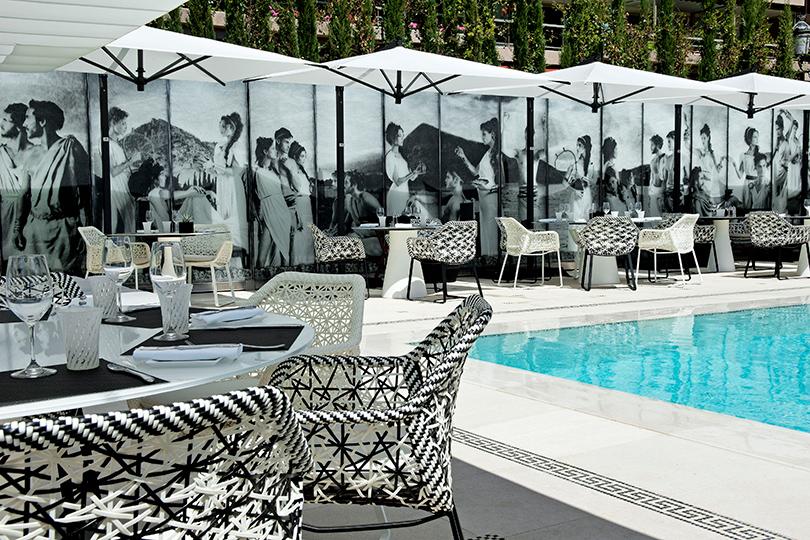 Вкус лета: pop-up ресторан Хайнца Бека вотеле Metropole Monte-Carlo
