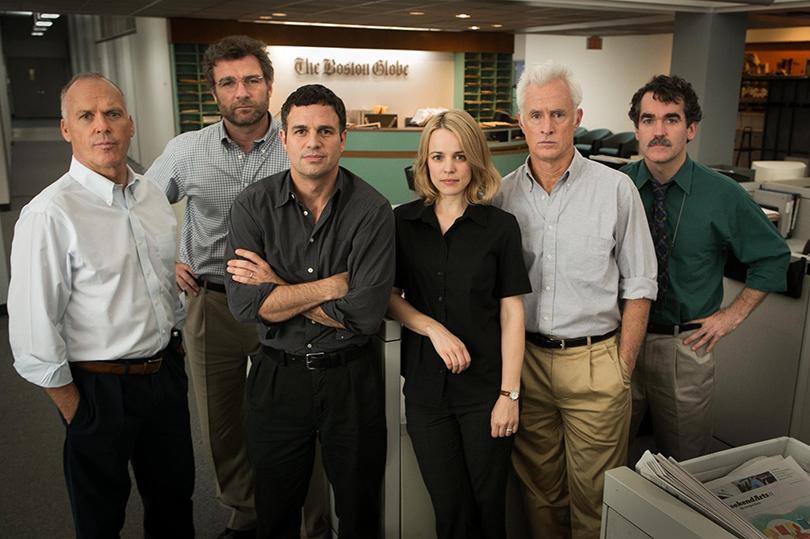 Обязательно к просмотру — фильмы, номинированные на «Оскар»: «В центре внимания»