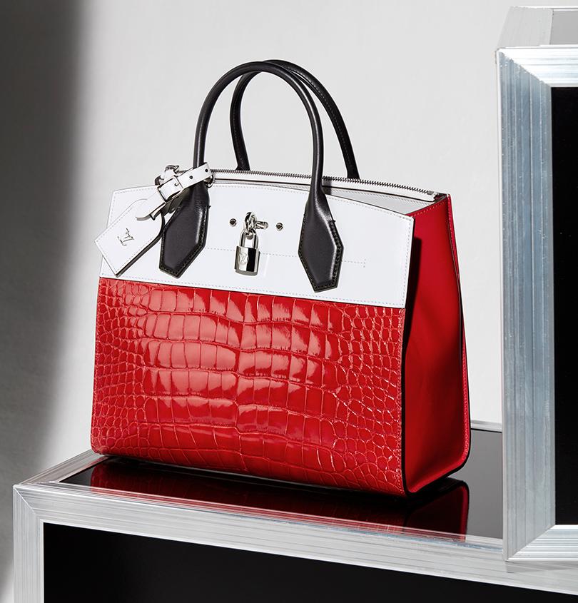 Shoes & Bags Blog: сумка Louis Vuitton City Steamer — must-have этого лета