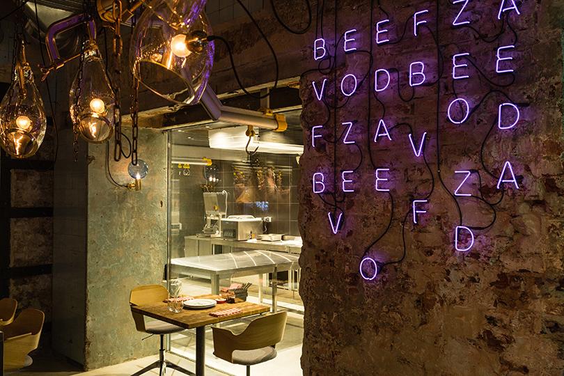 Выходные вгороде: что нового влучших ресторанах ибарах Санкт-Петербурга? BeefZavod
