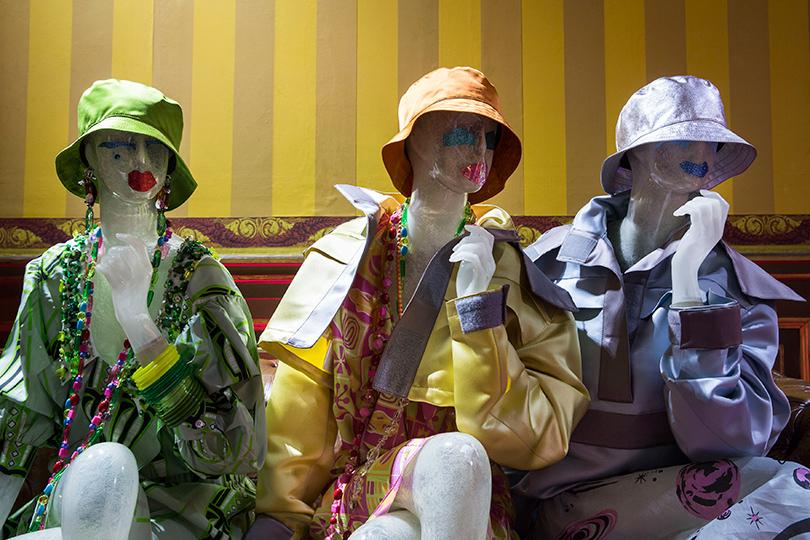 Style Notes: поп-ап клуб Miu Miu в Париже