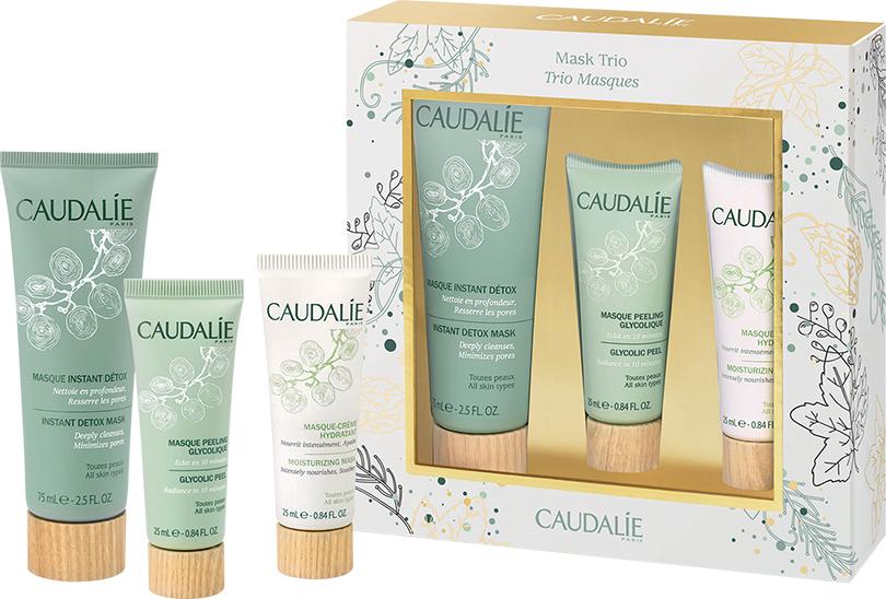 Beauty-наборы: выбор профессионалов. Caudalie