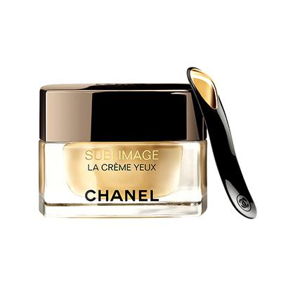 Что нового: 10лучших бьюти-новинок. Регенерирующий крем для кожи вокруг глаз Sublimage LaCrème Yeux, Chanel