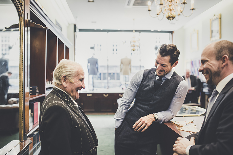 Men in Style: 95-летний Норман Дьюис — в телепередаче Top Gear