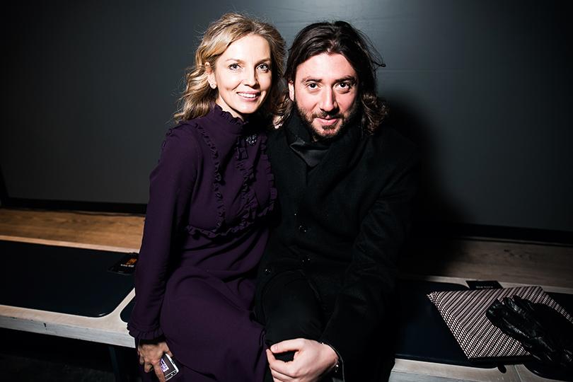 Анастасия Рагозина и Михаил Друян