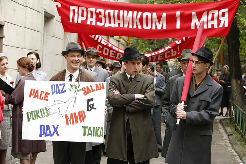 Будни советских дипломатов как они есть: сериал «Оптимисты»