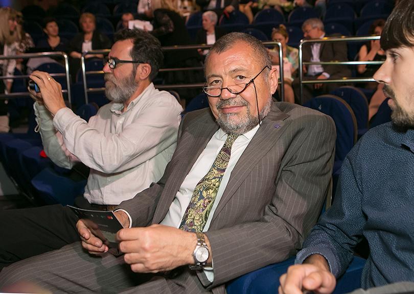 В Москве вручили премии в области изобразительного искусства «Вера». Член жюри— эксперт ЮНЕСКО Джордже Петреску