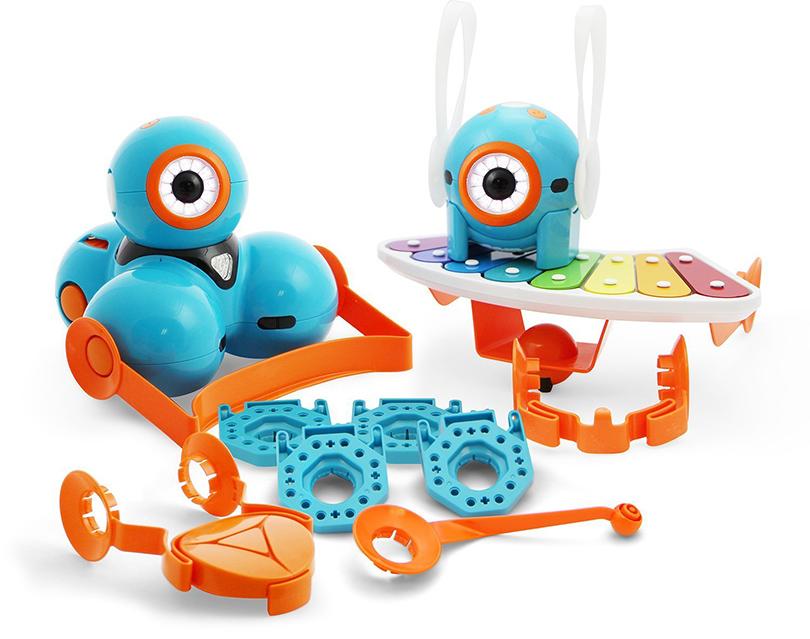 Posta Kid's Club: робот в детской — воспитываем программистов с молодых ногтей. Dash &Dot