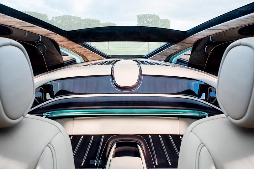 Единичный случай: уникальный Rolls-Royce Sweptail