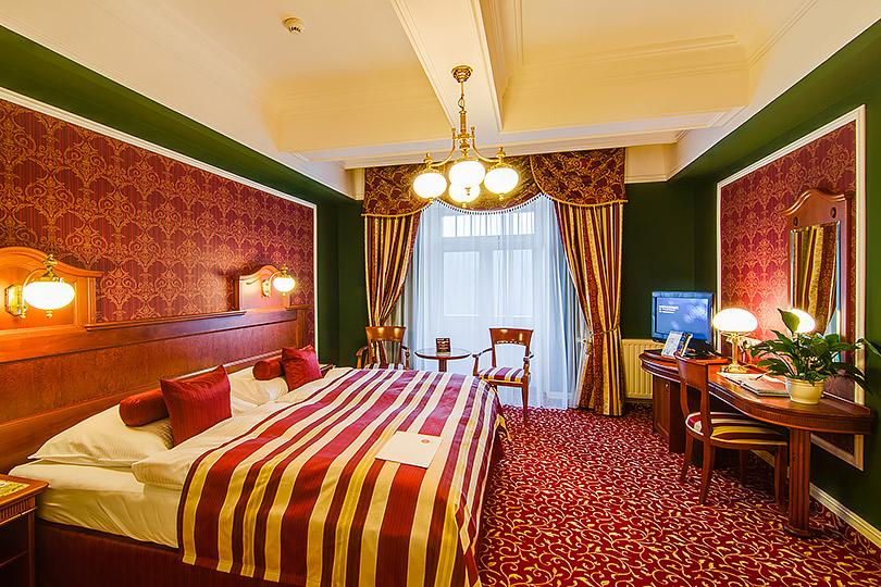 #postatravelnotes Гид поспа-отелям Карловых Вар. «Империал»: отдых по-королевски
