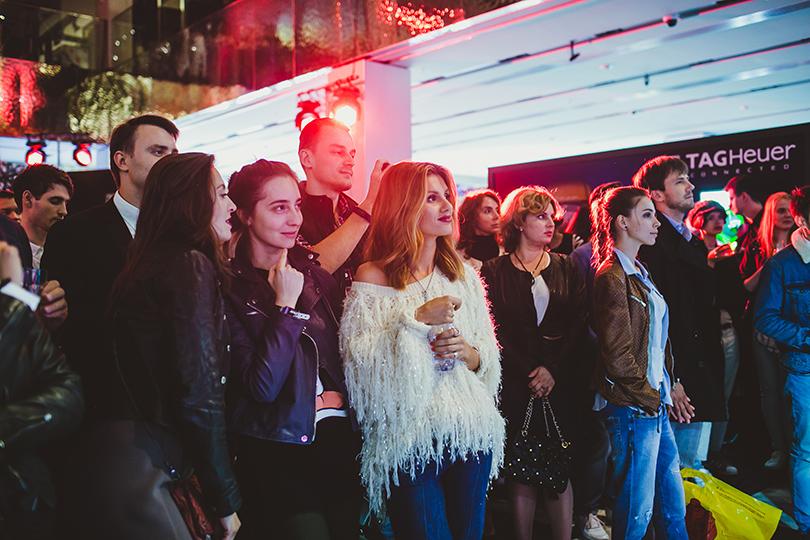 Светская хроника: TAG Heuer устроил вечеринку по случаю запуска «умных» часов в России