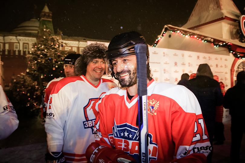 Sports & Lifestyle: 100 дней до старта Чемпионата мира по хоккею и товарищеский матч с участием звезд: Илья Авербух