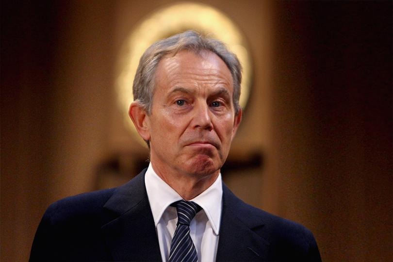 Men inPower: Тони Блэр возвращается вбольшую политику?
