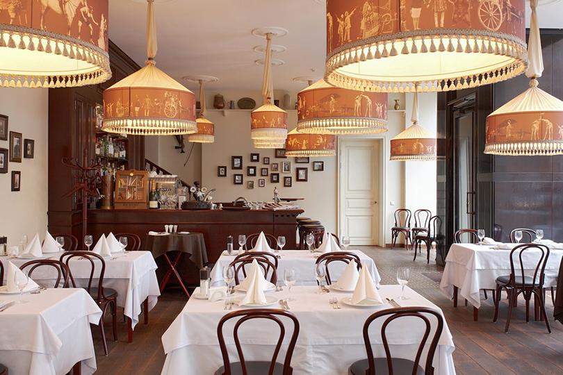 Крутой маршрут: топ-5 ресторанов Санкт-Петербурга для деловой встречи. «Шаляпин»