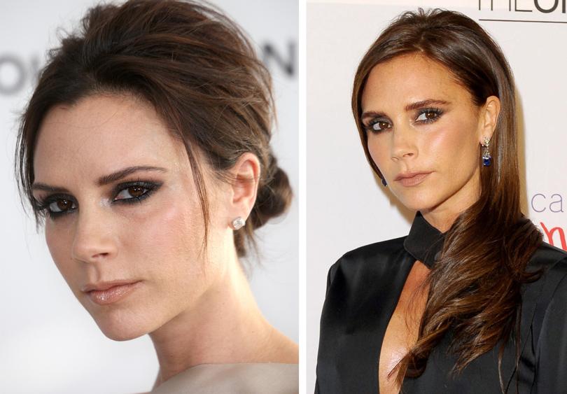 Уроки красоты с Евгенией Ленц: учимся делать макияж с Викторией Бекхэм