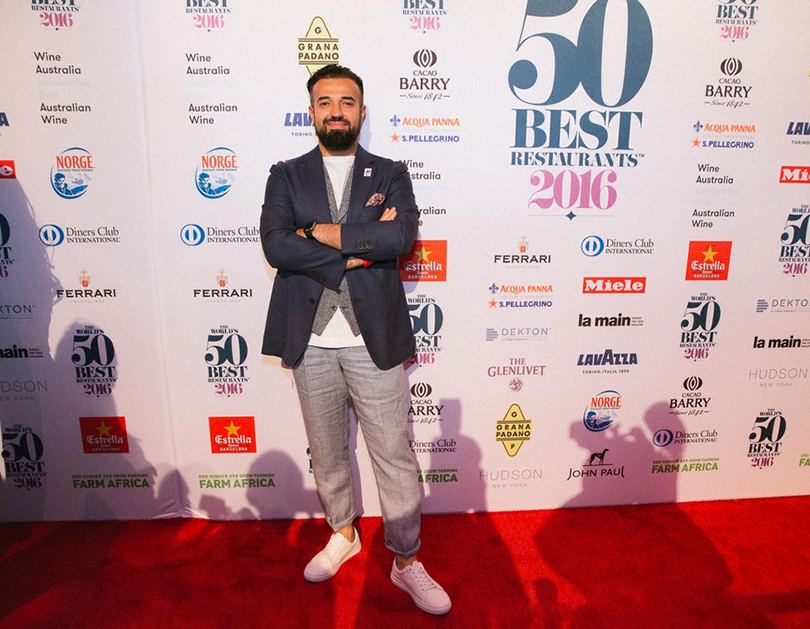 Победители The World's 50 Best Restaurants. Владимир Мухин