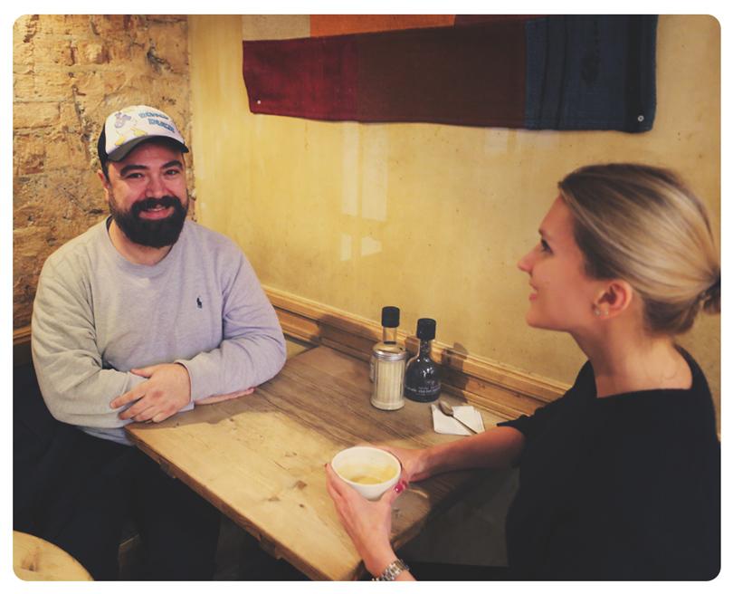 Эксклюзив Posta-Magazine: интервью сЭмилио делаМорена— основателем одного изсамых востребованных британских брендов Emilio delaMorena