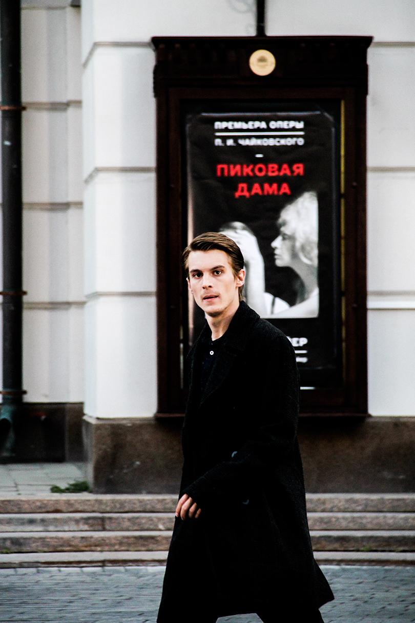Эксклюзив Posta-Magazine: Иван Янковский ороли в«Пиковой даме» исчастье заниматься любимым делом