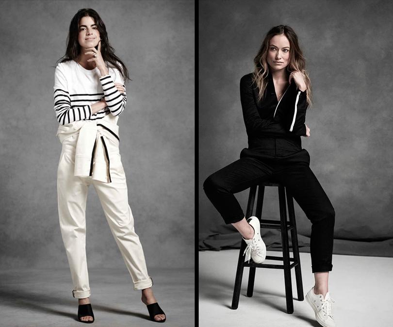 Мода &Бизнес: как бывшим fashion-редакторам удалось создать один изсамых многообещающих молодых брендов? Леандра Медин вLaLigne. Оливия Уайлд вLaLigne