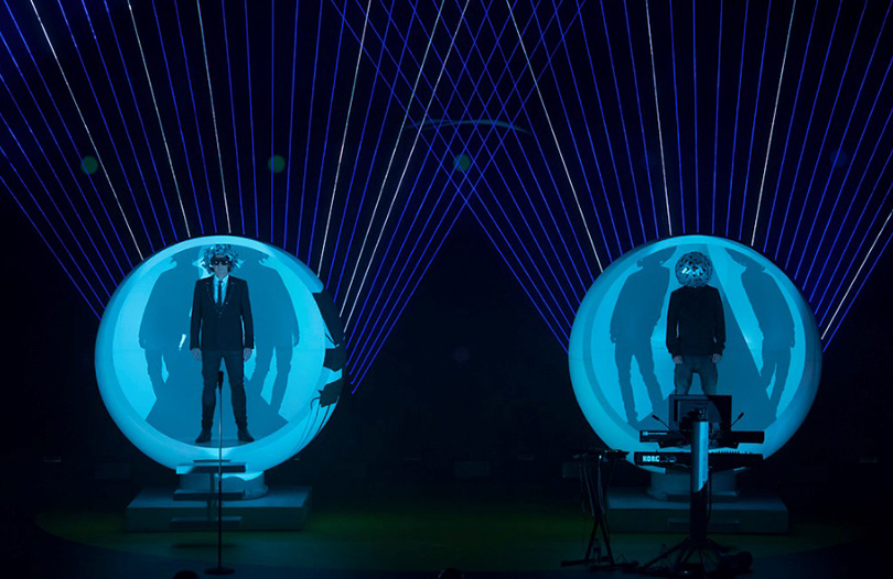 Музыка: концерт Pet Shop Boys в ВТБ Ледовом Дворце 8 декабря