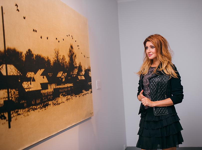 Art & More: выставка известного художника Рината Волигамси на «Винзаводе». Анастасия Макеева