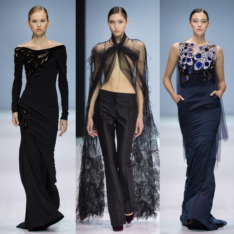 Style Notes: показ Юлии Яниной на закрытии Недели моды в Москве