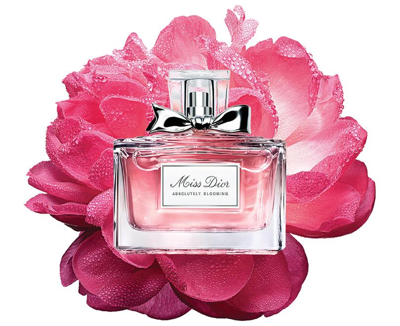 АромаШопинг: как сделать ближайший уикенд ароматным. Miss Dior Absolutely Blooming
