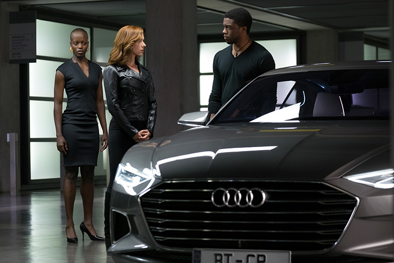 Автомобили для супергероев идругие подвиги отдела маркетинга. «Первый мститель: Противостояние»