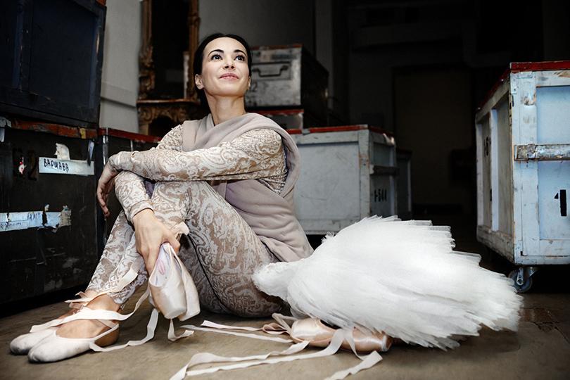Style Notes: балет in fashion. Связь искусства танца и мира моды