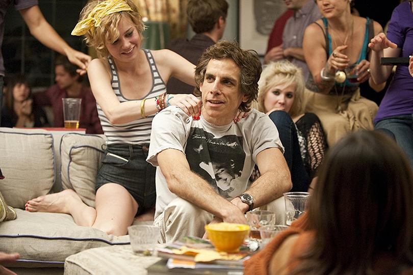 Что посмотреть ввыходные: фильмы сБеном Стиллером. «Гринберг», 2010