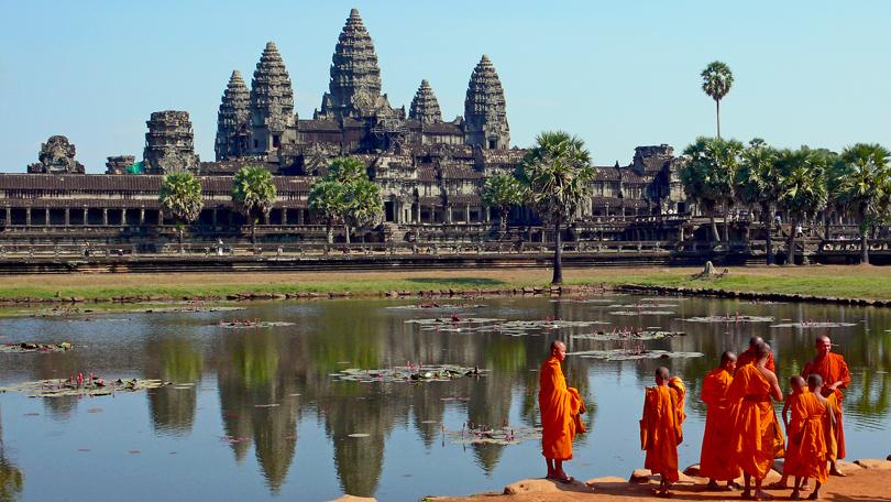 Сиемрип, Камбоджа