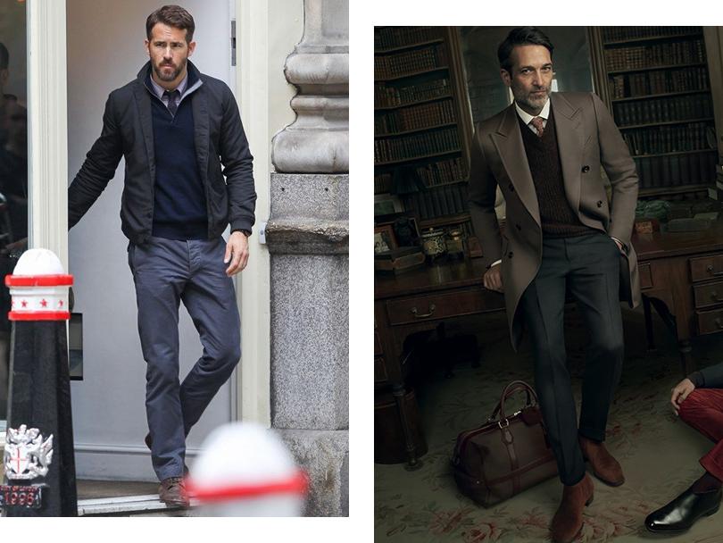 Как dandy лондонский: что стоит знать обанглийском дресс-коде? Smart casual