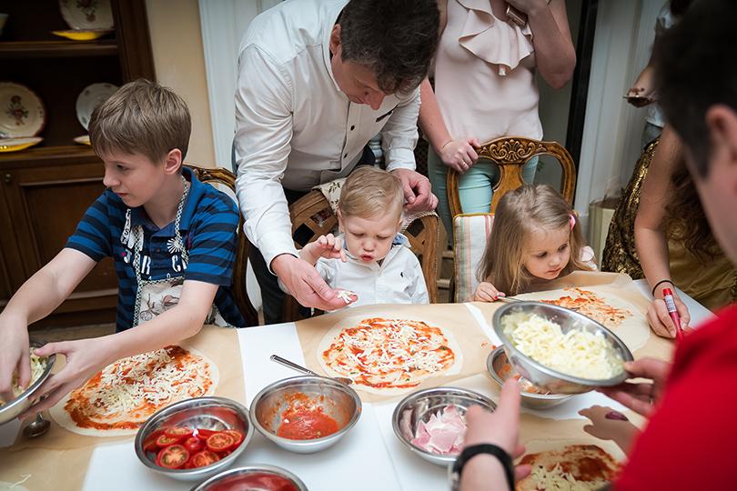 Что на ужин? Воскресный бранч для всей семьи в Buono