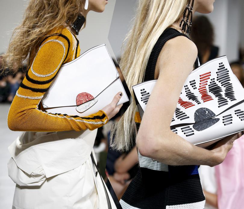 Style Notes: показ Proenza Schouler на Неделе моды в Нью-Йорке