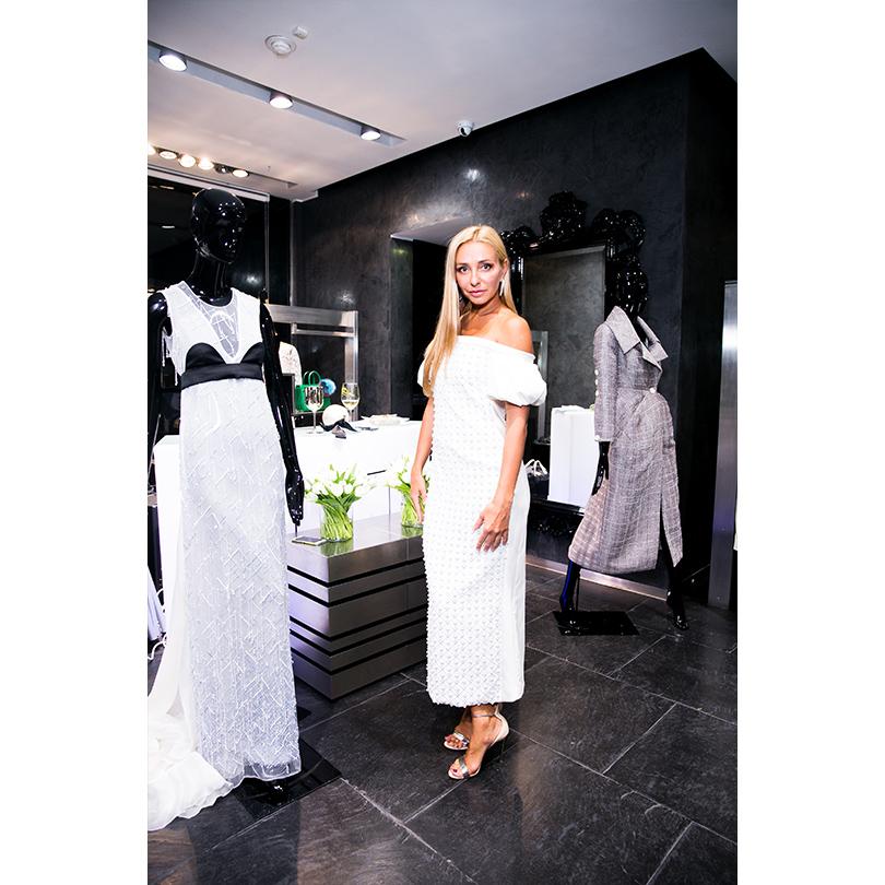 Edem Couture в Сочи: Татьяна Навка
