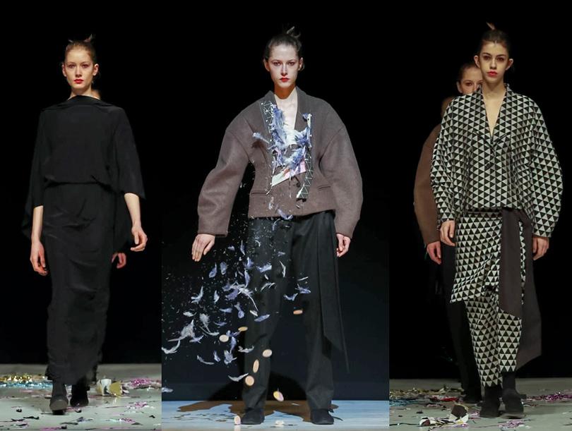 Style Notes: чем запомнился Лондон? Самые яркие моменты London Fashion Week. Chalayan