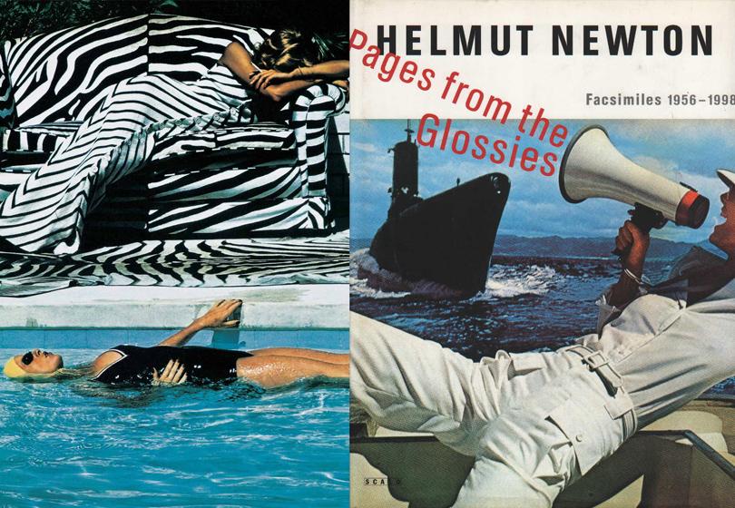 Выставка работ Хельмута Ньютона.  Музей фотографии, Берлин