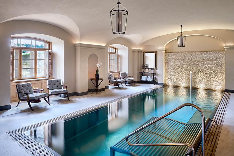 Beauty Day: расслабляемся в новом спа в Four Seasons Hotel Prague