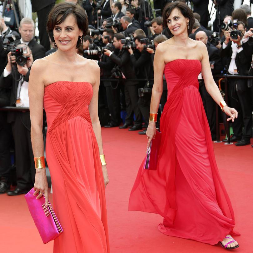 Style Notes: французский подход. Как выделиться на красной ковровой дорожке — и не только? 2013г.