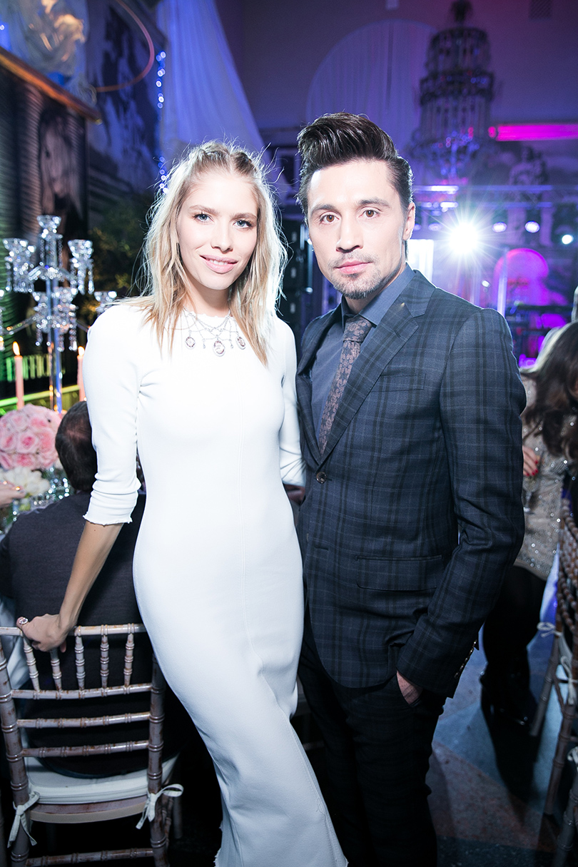 Елена Перминова и Дима Билан