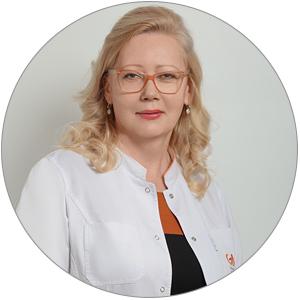 Галина Зубкова — семейный доктор и гастроэнтеролог клиники GMS