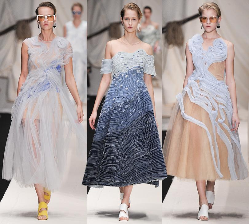 Style Notes: как выбрать платье на выпускной? 8 модных идей от российских дизайнеров: как всказке, Alena Akhmadullina