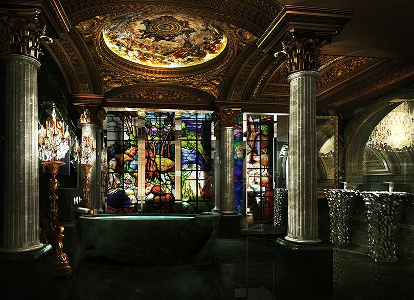 В Макао готовится к открытию роскошный отель The 13