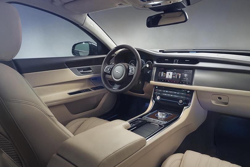 Авто сЯном Коомансом: тест-драйв JaguarXF