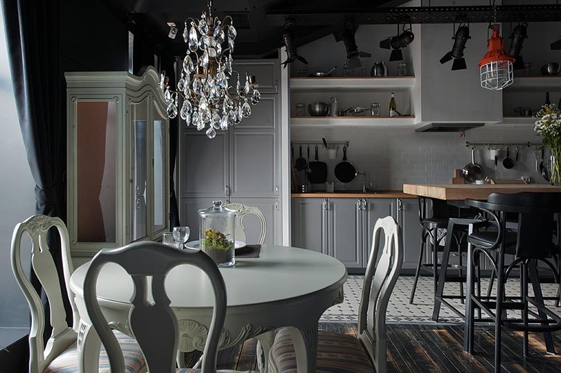 Хороший вкус с Екатериной Пугачевой: «Квартира Кости Кройца» — новый формат модной жизни