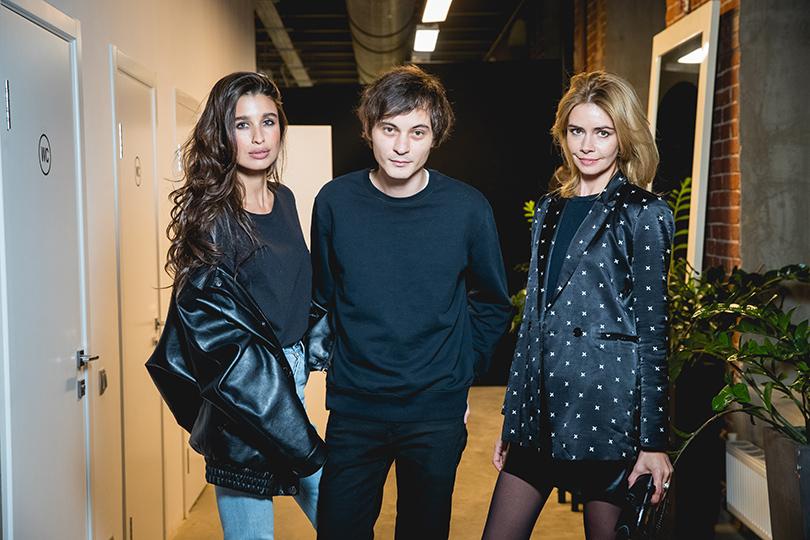 Светская хроника: гости ежегодной премии вобласти моды «Ли-Лу Fashion Awards». Анна Литвинова и Александр Терехов