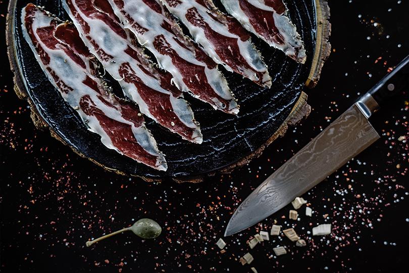 Ресторанные открытия недели: «Beef Рояль. Хамон