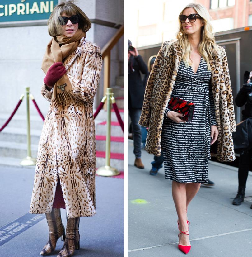 Лучшие образы на Неделе моды в Нью-Йорке: Анна Винтур, Ники Хилтон
