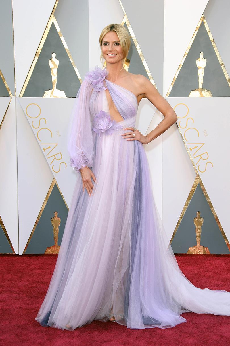 Oscars Special 2016: Хайди Клум